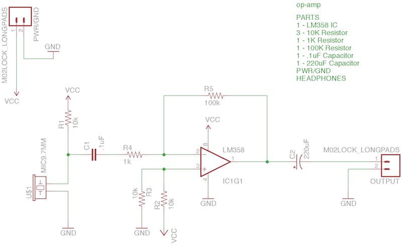 op-amp circuit